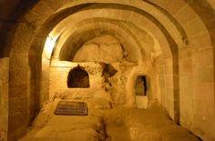 Amazing underground city - Derinkuyu Yeraltı Şehri in Nevşehir, Nevşehir