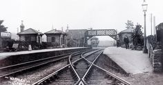 c1900 Warmley Station, South Gloucestershire BS30 | by brizzle born and bred