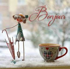Bonjour inverno