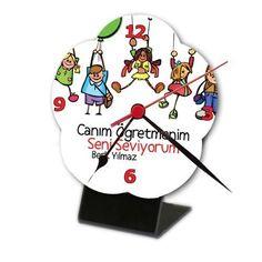 Çiçek öğretmeninize çiçek masa saati :) Bu güzel masa saati, özellikle bayan öğretmenlere verilebilecek en güzel öğretmenler günü hediyelerinden biri. Ürün detayları için: http://www.hediyedenizi.com/hediye/ogretmenime-ozel-cicek-masa-saati/