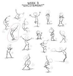 Cartoon Drawing Tips Resultado de imagem para dynamic animated poses Gesture Drawing, Drawing Skills, Drawing Poses, Drawing Techniques, Drawing Tips, Figure Drawing, Anatomy Drawing, Animation Mentor, Animation Reference