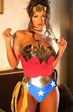 Wonder woman sexy photos