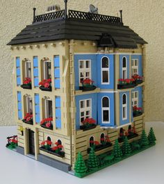 About lego home on pinterest lego home lego and modern home design