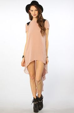 The Alondra Dress in Nude by Dress The Population
