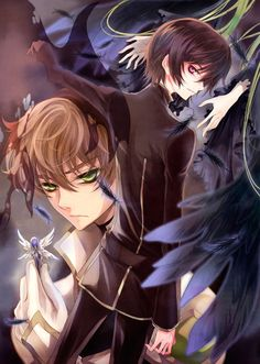 /Code Geass: Lelouch of the Rebellion/#408637 - Zerochan
