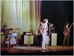 The Rolling Stones (rare colour photo)