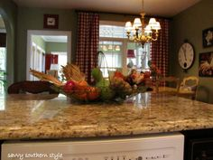 french country kitchens photos | French country kitchen