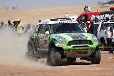Rallye Dakar 2012: Mini