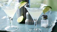 Top mixologist Andy Pearson shows you how to make the perfect margarita cocktail