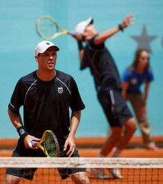 ATP Madrid - Bryan Brothers reach 133rd career doubles final
