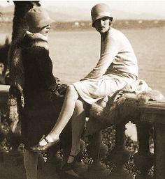 1920s fashion reflects society's rapid movement and change. No longer were women willing to trade their mobility for the old stodgy customs of the Victorian era. Old-fashioned torture devices like the corset and the crinoline no longer served a purpose for young women who wanted to dance, go to work, hop into cars, and walk around town.