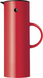 Stelton Vacuum Jug by Erik Magnussen: Holds 33.8 oz. Available on 8 colors.  $69.95 #Stelton #Vacuum_Jug #Erik_Magnussen