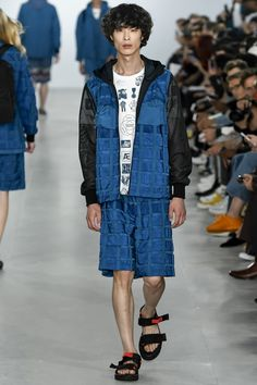 Christopher Raeburn Spring 2017 Menswear Collection Photos - Vogue