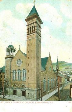Vintage Johnstown: St. John's