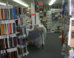 Celia's Needlework Supplies and Accessories - Branson, MO - Stitching weekend retreats