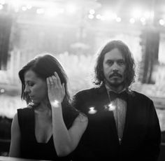 The Civil Wars - They have some sweet, tight harmony