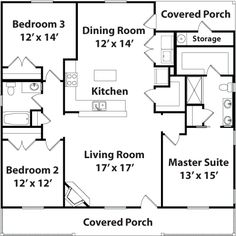 find this pin and more on floorplans 1500 square foot house plans - Square House Plans