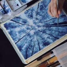 Watercolorist: @jj_illus #waterblog #акварель #aquarelle #painting #drawing #art #artist #artwork #painting #illustration #watercolor #aquarela
