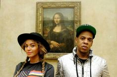 Beyonce Is a Pretty Basic Tourist-The Carters in Paris - Elle