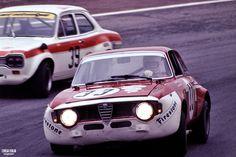 Toine Hezemans - Alfa Romeo 1300 GTA - 19xx