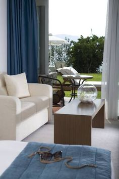 What rooms our long term guests prefer? Located on the ground floor these sea view rooms offer easy access to the garden with private sun-beds. Tip: book in advance during the summer season as they sell out fast. Outdoor Furniture Sets, Outdoor Decor, Ground Floor, Easy Access, Beds, Rooms, Flooring, Sun, Garden