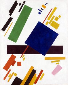 Kazimir Malevich, Suprematist Composition, 1916.  Art Experience NYC  www.artexperiencenyc.com/social_login/?utm_source=pinterest_medium=pins_content=pinterest_pins_campaign=pinterest_initial