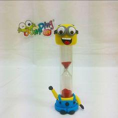 Minionlar heryerde #minions #kumsaati #jumpingclaytr #jumpingclay www.jumpingclay.com.tr