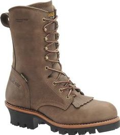 Where can I buy Mens Carolina 10 400 - gram Thinsulate Insulation GORE - TEX Steel Toe Logger Boots Kid Shoes, Men's Shoes, Leather Men, Leather Boots, Georgia Boots, Georgia Logger Boots, Fishing Boots, Composite Toe Work Boots, Moda Masculina