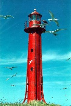 Lighthouses Around the World - Part 2 (10 Pics) | #top10 Farol da Escalvada, Southeastern Brazil.