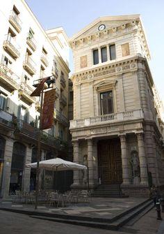 Barcelona - Gothic Quarter (Barri Gotic), neighborhood