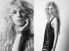 Model_Sarah Ebstein@OAKAZINE