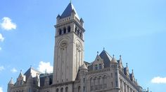 The Old Post Office Washington DC