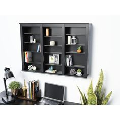 Create your own piece of paradise by adding this Prepac Black Media Storage. Two or more units can be positioned side-by-side to increase storage. Storage Cabinet, Storage, Media Storage Cabinet, Shelves, Wall Mounted Storage Shelves, Wall Storage, Prepac, Media Storage, Storage Rack