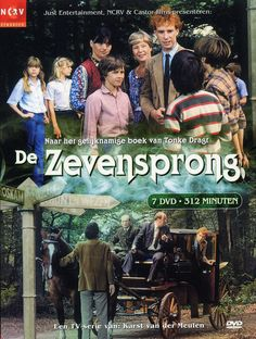 Things of the past ( 70's, 80's, 90's ) - Dingen van vroeger ( 70's, 80's, 90's ) ( De zevensprong )