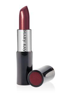 Lápiz de Labios Cremoso de Mary Kay® Red. #lipstick