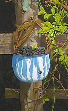 Dan's Berries -2000 By Bob Timberlake