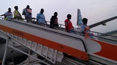 138 Nigerians Deported From Libya (Photos)