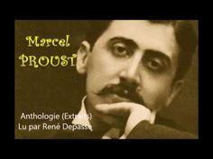 Marcel PROUST – Anthologie Extraits - Livre audio - YouTube