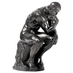 Sculpture The Thinker by Rodin - Bing Images
