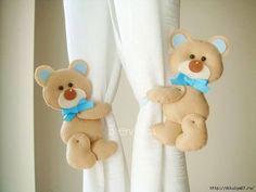 Diseños de recoge cortinas para niños01