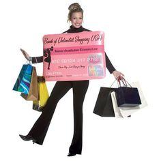 Adult Credit Card Costume