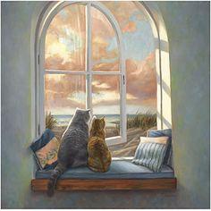 現代アートなモダン キャンバスアート 絵 壁 壁掛け 油絵の特大抽象画1枚で1セット 猫 動物 にゃんこ カップル 恋人 親子 美しさ シルエット【納期】お取り寄せ2~3週間前後で発送予定【送料無料】ポイント