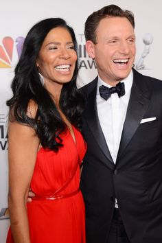 Tony Goldwyn Family | CEO of Smith & Company Judy Smith and actor Tony Goldwyn attend the ...