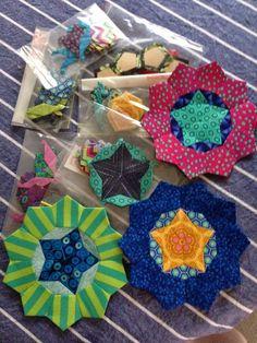 Wendy's quilts and more: La Passacaglia progress