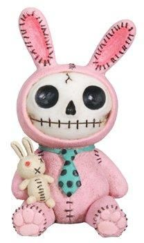 Furry Bones Bunny - Collectible Figurine Statue