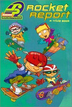 Rocket Power, Happy Birthday, Comic Books, Lol, Comics, Cover, Image, Old School, Creativity