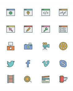 Freebie Friday: Free Icon Sets For Your Website and Content Powerpoint Design Templates, Technology Hacks, Free Icon Packs, Drupal, Pictogram, Tool Design, Icon Set, User Experience, Infographics