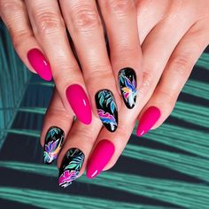 Różowe paznokcie hybrydowe rozkwitają tajemnicą! • Semilac Makeup Box, Day Makeup, Makeup Lips, Nail Art Instagram, Romantic Nails, Magic Nails, Lace Nails, Geometric Nail, Star Nails