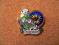 Buzz Lightyear Disney Pin - DLR - Costco Travel - World of Color