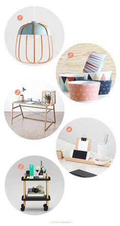 Objetos para decorar. #objetos #diseño #decoracion http://covitacahandmade.blogspot.com.es/